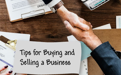 Tips for Buying and Selling a Business
